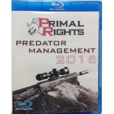 Primal Rights Predator Management 2016